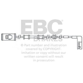 Czujnik zużycia klocków EBC