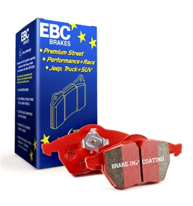 Klocki EBC Red Stuff (Ceramic)