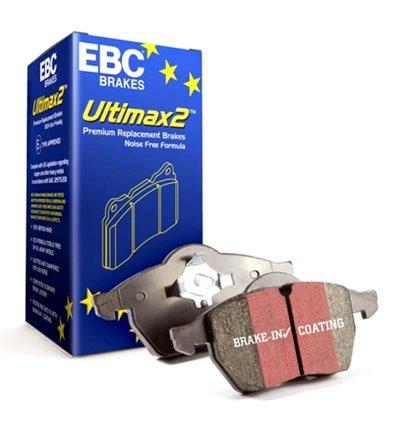 Klocki EBC Ultimax II (Black Stuff)